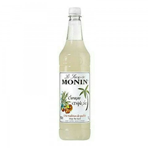 Monin Sirop Curacao Triple Sec 1000 ml PET