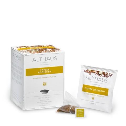 Althaus Toffee Rooibush 15x2.75g