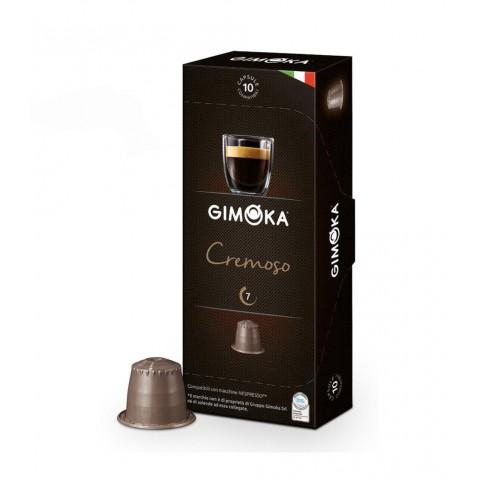 Gimoka Cremoso Nespresso 5.5g