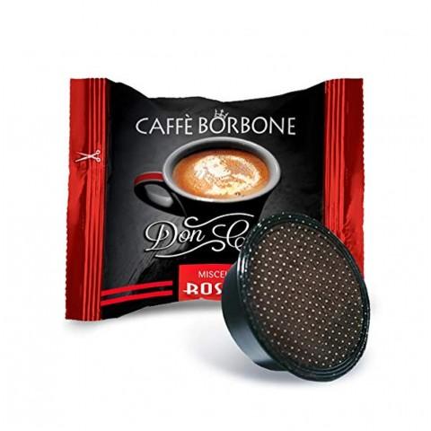 Borbone Don Carlo Red Blend 100 % Robusta 7,2 g (compatibil Lavazza Amodomio)