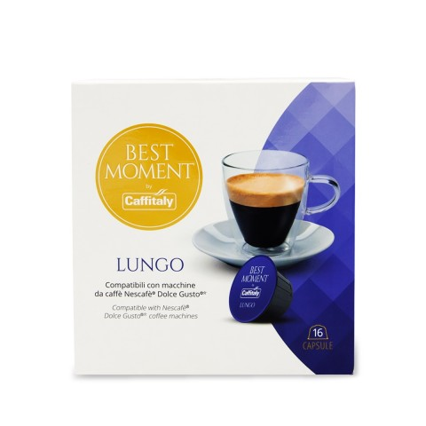 Best Moment Lungo (compatibile Dolce Gusto) 7g