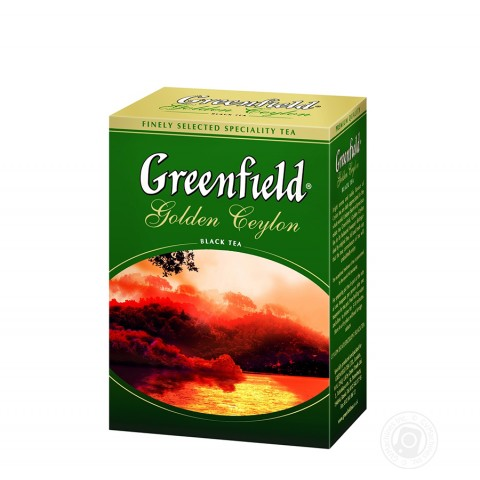 Greenfield Golden Ceylon 100g