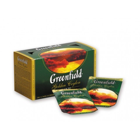 Greenfield Golden Ceylon 25*2g