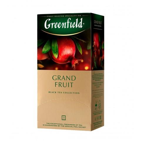 Greenfield Grand Fruit Rodie și Rozmarin 25 x 1,5 g