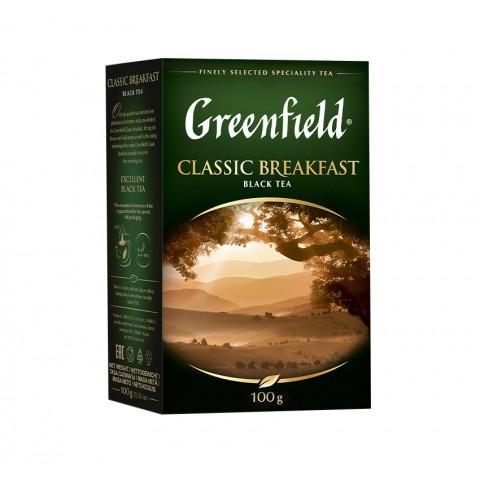 Greenfield Classic Breakfast Dimineață Productivă - Infuzie 100 g