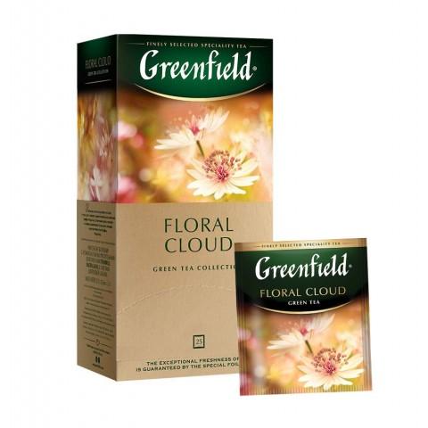 Greenfield Floral Cloud Ansamblu Fin din Fructe și Flori 25 x 1,5 g