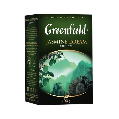 Greenfield Jasmine Dream Aromă Naturală de Iasomie 100 g