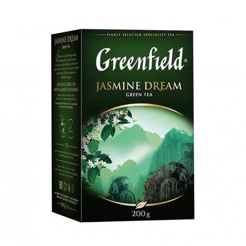 Greenfield Jasmine Dream Aromă Naturală de Iasomie 200 g