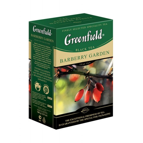 Greenfield Barberry Garden 100g