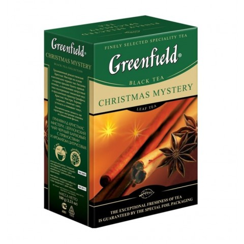 Greenfield Christmas Mystery 100g