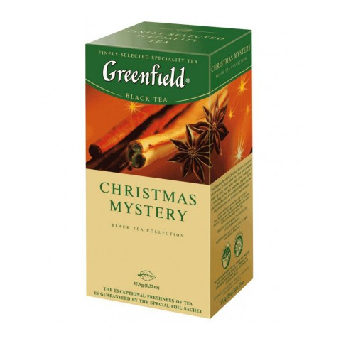 Greenfield Christmas Mystery 25*1.5 g