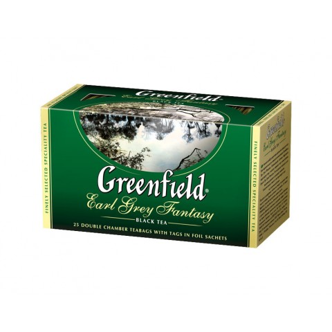 Greenfield Earl Grey Fantasy 25*2g