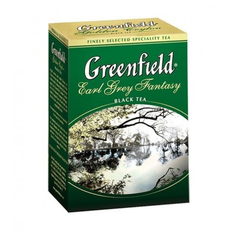 Greenfield Earl Grey Fantasy 100g