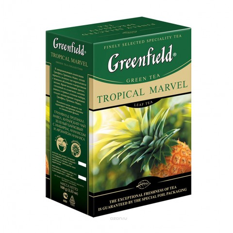 Greenfield Tropical Marvel 100g