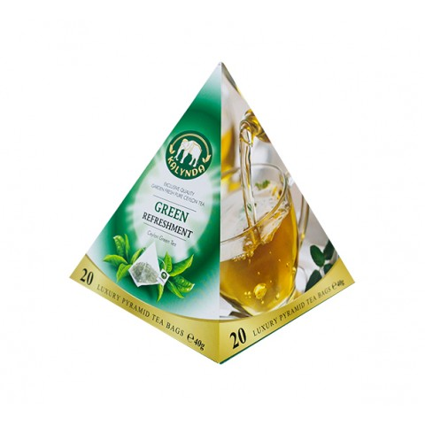 Kalynda Green Refreshment Green Tea 20p