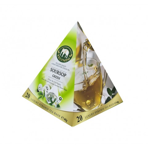 Kalynda Soursop Green Tea 20p