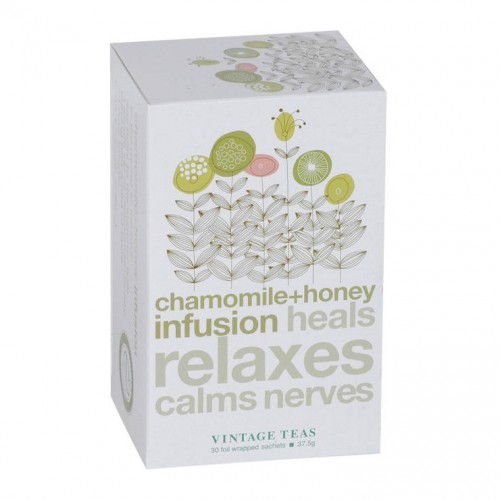 Vintage Chamomile+Honey 30*1.5g