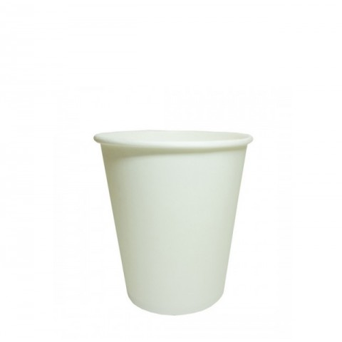 Pahar Carton 100 ml Alb Espresso (SET 50 buc)