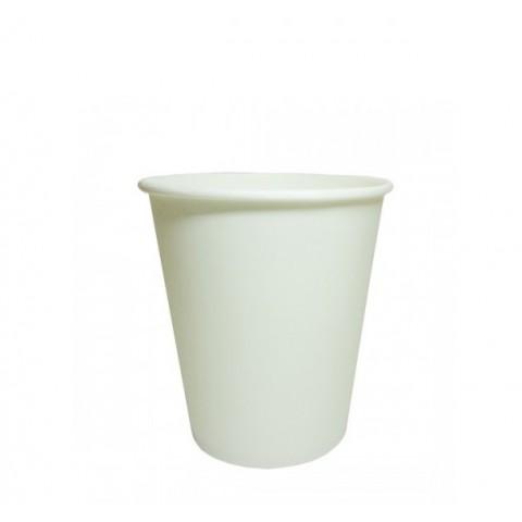 Pahar Carton 180 ml Alb Americano (SET 50 buc)