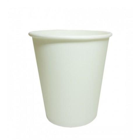 Pahar Carton 330 ml Alb Latte (SET 50 buc)