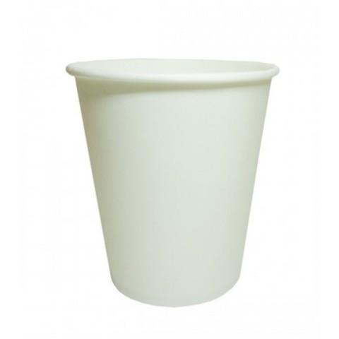 Pahar Carton 400 ml Alb Ceai (SET 50 buc)
