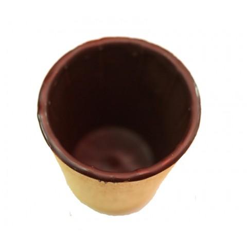 Wayris Ciocolată Păhăruț Biocomestibil 40g (8 buc)
