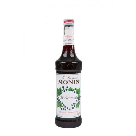 Monin Sirop Blackcurrant Cassis Coacază Neagră 250 ml