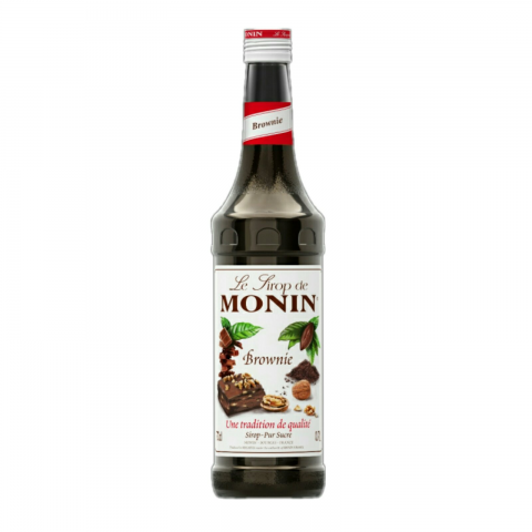 Monin Sirop Brownie Negresa 700 ml
