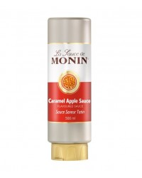Monin Sauce Topping Caramel Apple 500 ml