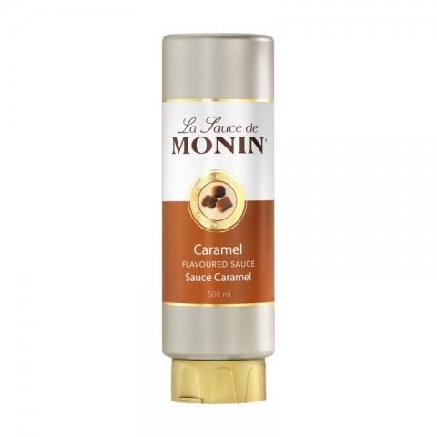 Monin Sos Topping Caramel 500 ml