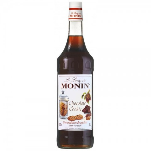 Monin Sirop Chocolate Cookie Biscuiți Cu Ciocolată 1000 ml PET