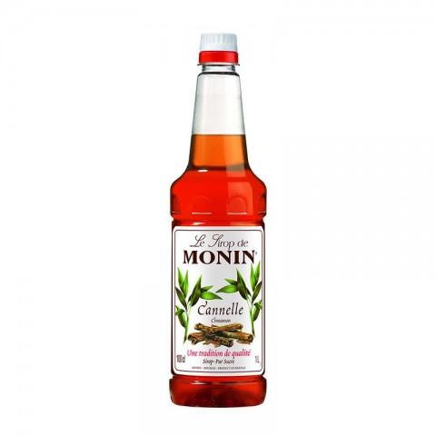 Monin Sirop Cinnamon Scorțișoară 1000 ml PET