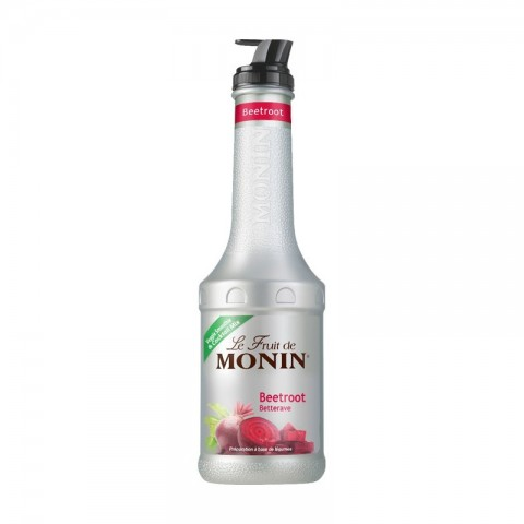 Monin Piure Beetroot Sfeclă Roșie 1000 ml