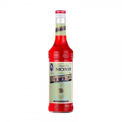 Monin Sirop Bitter (Mix De Plante) 700 ml