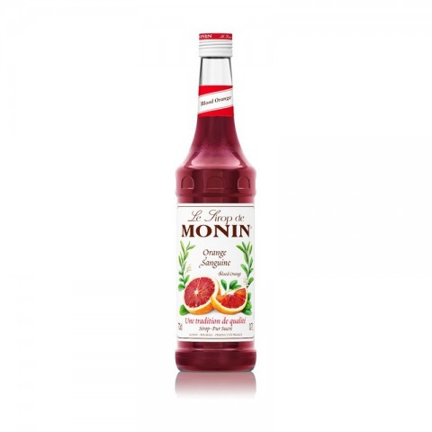 Monin Sirop Blood Orange Portocale Roșii 700 ml