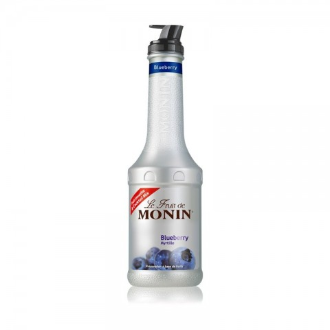 Monin Piure Blueberry Afine 1000 ml