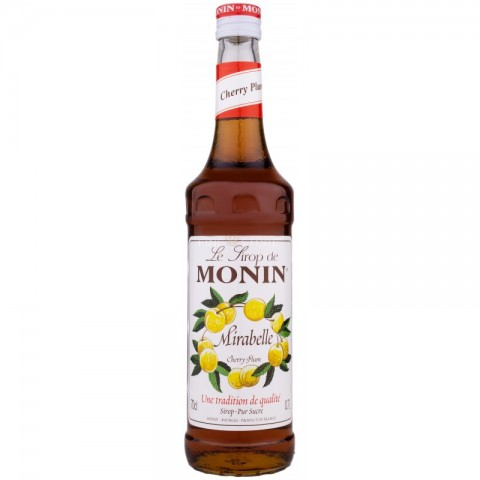 Monin Sirop Cherry-Plum Prune Cherry Corcoduș 700 ml