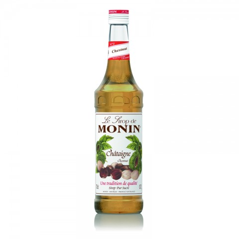 Monin Sirop Chestnut Caștan 700 ml