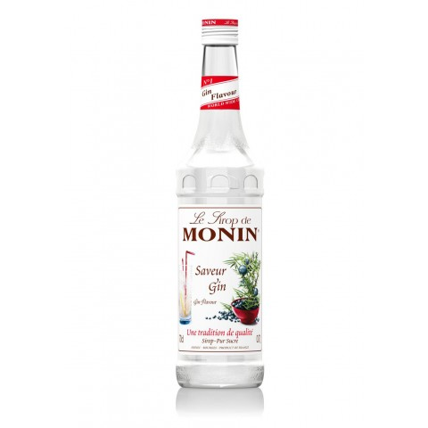 Monin Sirop Gin (Ienupăr) 700 ml