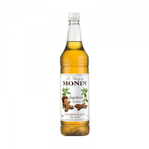 Monin Sirop Gingerbread Turtă Dulce 1000 ml PET