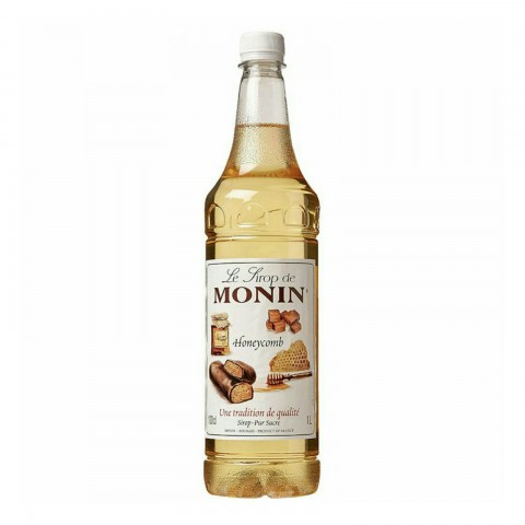 Monin Sirop Honeycomb Fagure În Miere 1000 ml PET