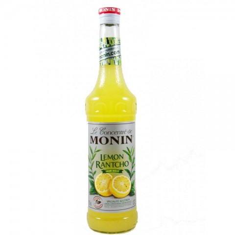 Monin Sirop Lemon Rantcho Limonadă 1000 ml