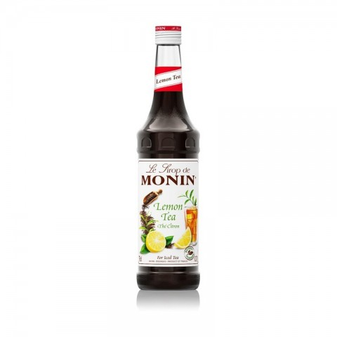 Monin Sirop Lemon Tea Ceai De Lămâie 1000 ml