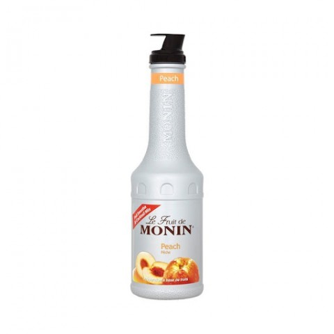 Monin Piure Peach Piersici 1000 ml