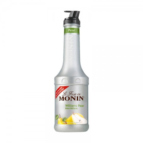 Monin Piure Pear Pere Prăsade 1000 ml