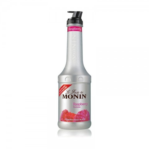Monin Piure Raspberry Zmeură 1000 ml