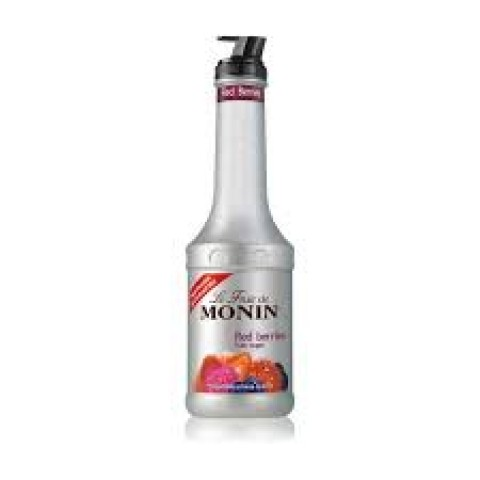 Monin Piure Red Berries Fructe De Pădure Roșii 1000 ml