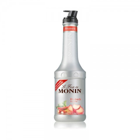 Monin Piure Rhubarb Rubarbă (Revent) 1000 ml