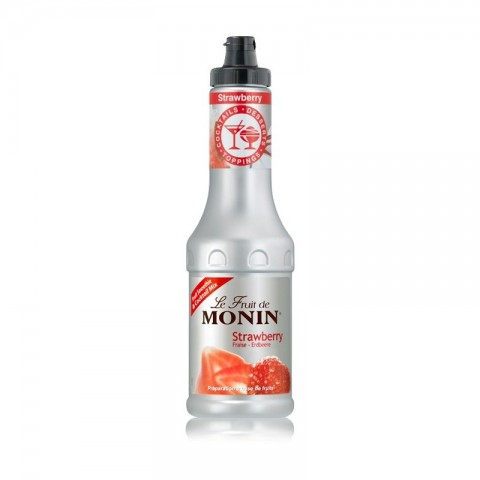 Monin Piure Strawberry Căpșună 500 ml
