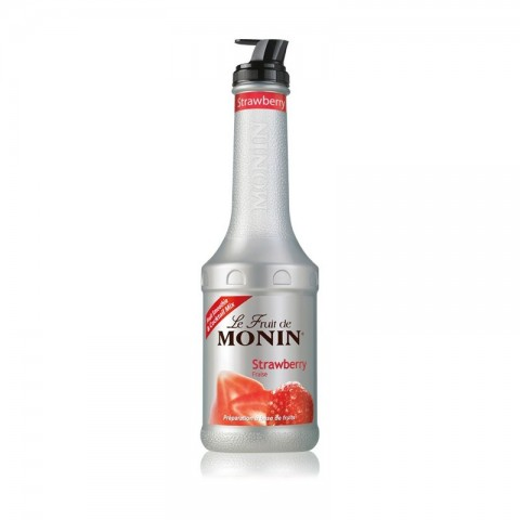 Monin Piure Strawberry Căpșună 1000 ml